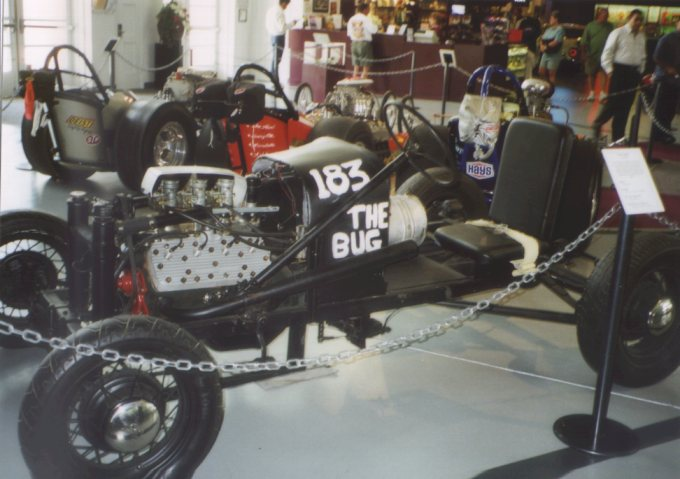 The Nhra Drag Racing Museum