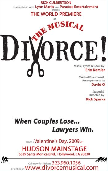Divorce! The Musical