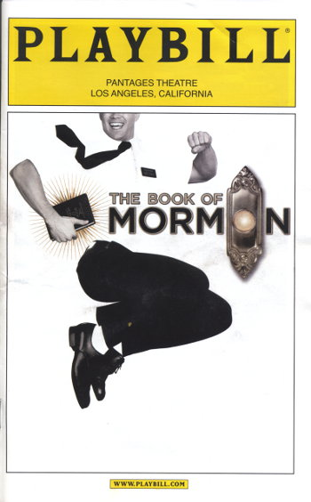 playbill for